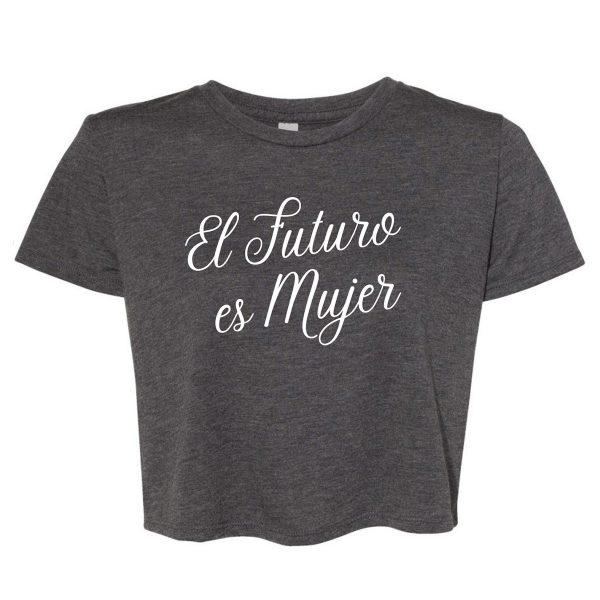 el futuro es mujer gris