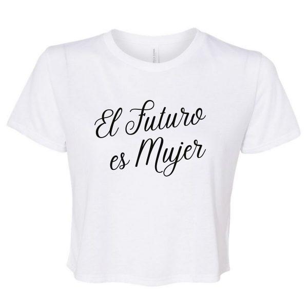 El futuro es mujer blanco
